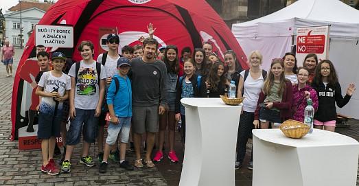 Den Respektuj 18, Plzeň 2017