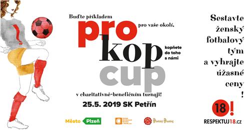 Kopačky   PROKOP Cup